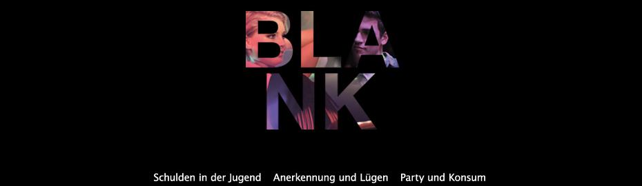 """Kurzfilm """"Blank"""""""
